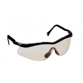 3M™ QX™ Protective Eyewear 2000, 12180-10000-20 3M™ MinimIzeR™ Lens, Black Temple, Soft Nose 20 EA/Case