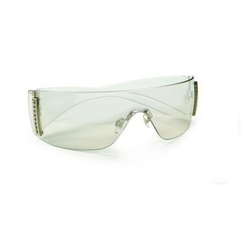 Womens Safety Glasses - W100 Series Indoor / Outdoor Silver Mirror Lens