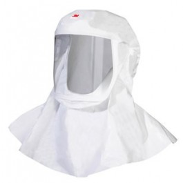 3M™ Versaflo™ Hood with Integrated Head Suspension S-433 (Small) 1 EA/Case