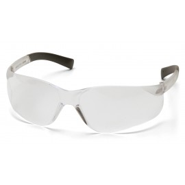 Pyramex Safety - Mini Ztek - Clear Frame/Clear Lens Polycarbonate Safety Glasses - 12 / BX
