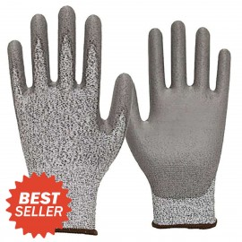 Armor Guys Excel Glove Gray Color - 1 Pair