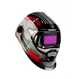3M™ Speedglas™ Welding Helmet 100 Future Combatant with Auto-Darkening Filter 100V 07-0012-31FC, Shades 8-12