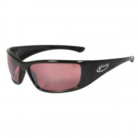 Radians Vengeance - Indoor/Outdoor Vermilion - Black Frame Safety Glasses  Style  Color - 12 Pairs / Box