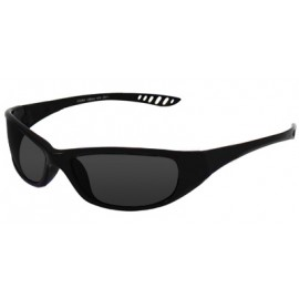 Jackson Safety Hellraiser Safety Glasses with Smoke Mirror Lens 12 Pairs
