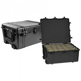 Pelican 1690 Case with Padded Divider