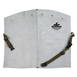 Memphis Welding Bib with Snaps to Fit Cape Sleeve - 20 Inch - 38120MW