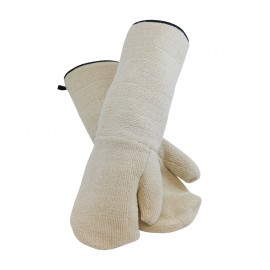 "PIP Terry Cloth Baker's Mitt - 17"" 12/Mitts"