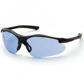 Pyramex Fortress Safety Glasses-Purple Haze Lens