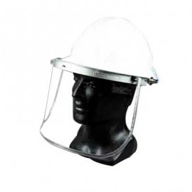 Full Brim Hard Hat with Faceshield Package