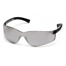 Pyramex Safety - Ztek - Silver Mirror Frame/Silver Mirror Lens Polycarbonate Safety Glasses - 12 / BX