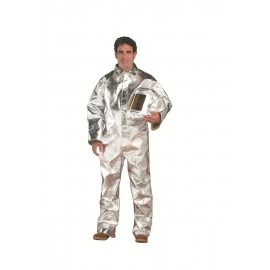 10oz Aluminized CarbonX Coveralls
