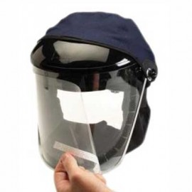 3M™ ClearVisor Face Shield 16-0099-35, with 3M™ Speedglas™ Headband Assembly