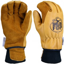 Shelby Big Bull Elk Wristlet Fire Gloves