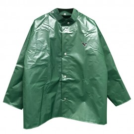 Tingley Iron Eagle Rain Jacket Green Color (1 Each)