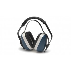 Pyramex PM1010 Earmuff  Blue Color One Size - 1 EA
