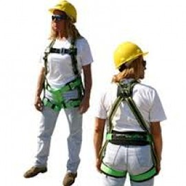Ms. Miller DuraFlex Stretchable Harness with Buckle Leg Straps