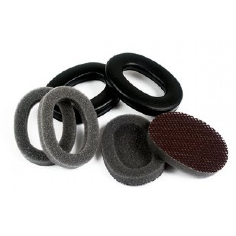 3M™ PELTOR™ Earmuff Hygiene Kit HY79, Black Earseals 1 Kit EA/Case