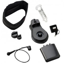 3M™ Belt-Mounted Powered Air Purifying Respirator (PAPR) Assembly GVP-CB