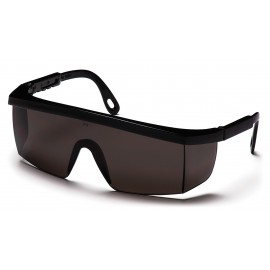 Pyramex Integra Black Frame/Gray Lens 12/Box
